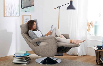 Sessel EasyChair-S • DELTA-MÖBEL