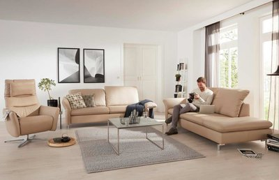 Sofa & Sessel 15291 Select Sun Plus • DELTA-MÖBEL